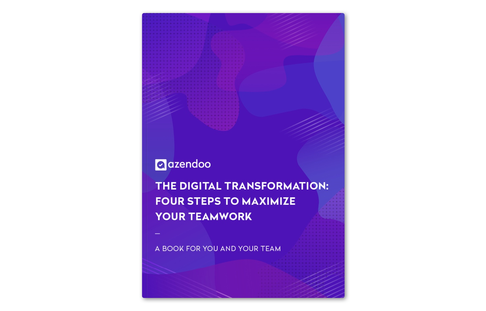 Azendoo's new ebook on digital collaboration
