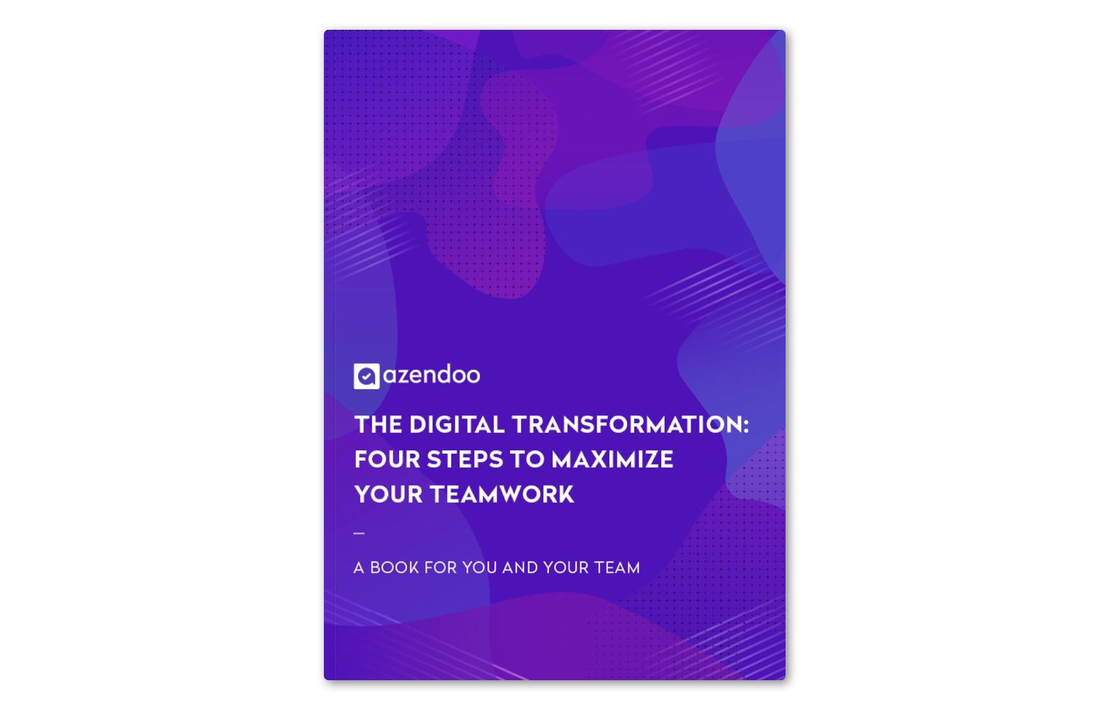 Azendoo's new ebook on digital collaboration