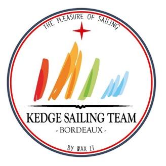 Kedge sailing team logo